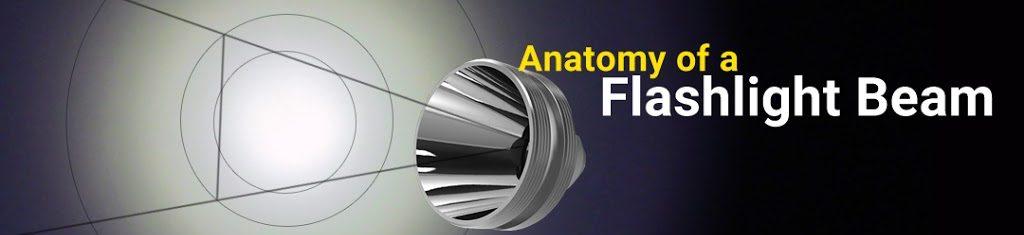 The Anatomy of a Flashlight Beam