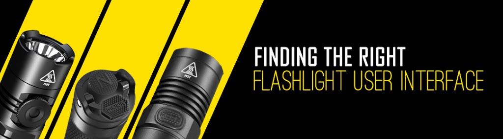 Flashlight switch