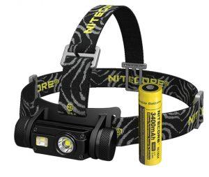nitecore hc65 best rechargeable headlamp