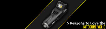 5 Reasons to Love the NITECORE VCL10