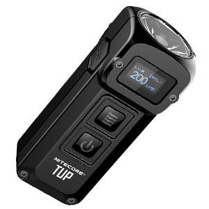 NITECORE TUP pocket flashlight for working professionals