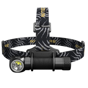 NITECORE HC33 1800 Lumen L-shaped headlamp