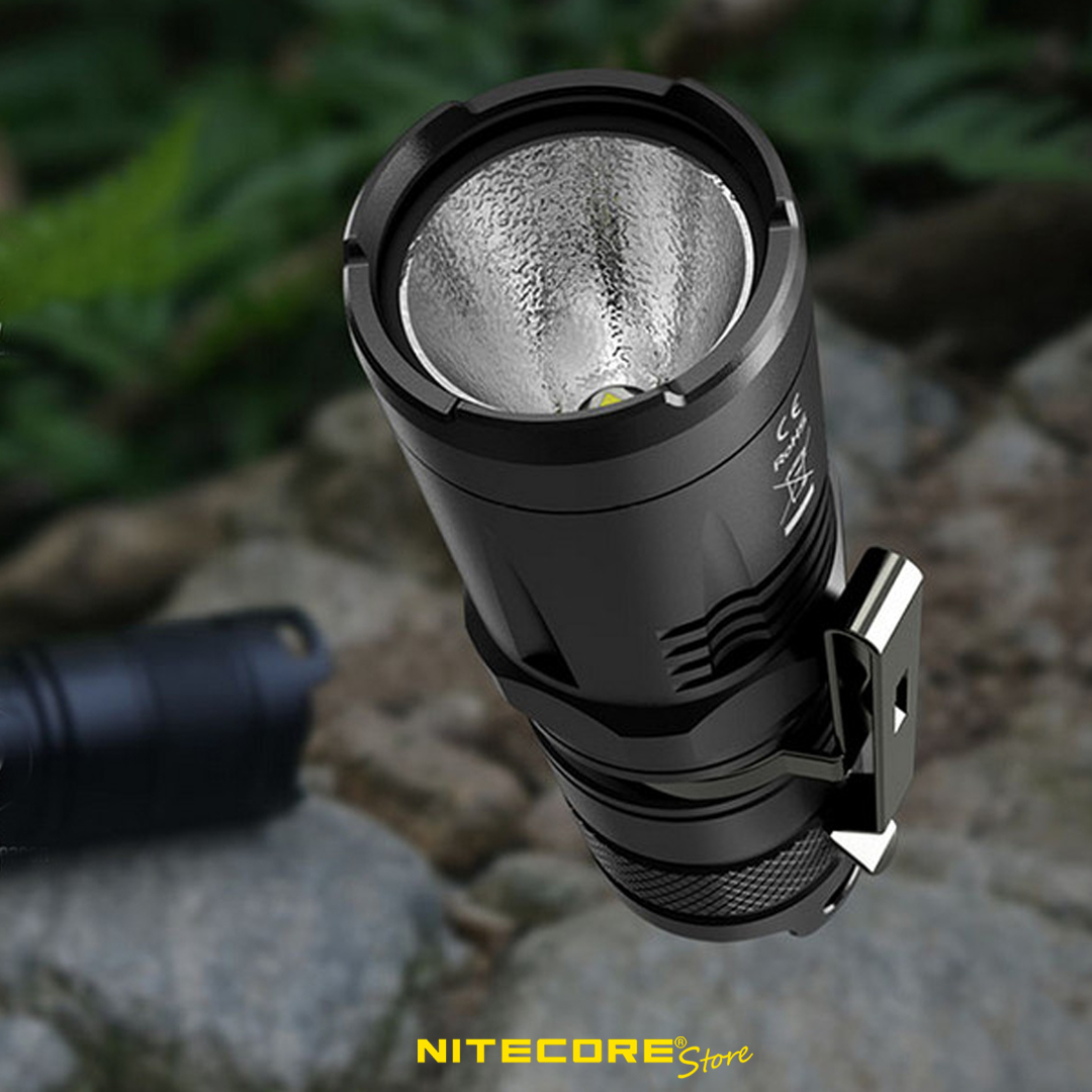 best lightweight flashlights, tactical flashlight, nitecore mt10c