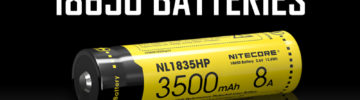 Everything You Need to Know about 18650 Batteries