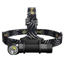 NITECORE HC33 L-shape headlamp outdoor gift idea