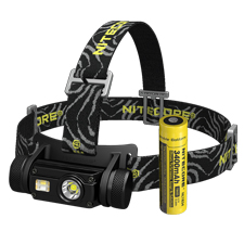 NITECORE HC65 1000 lumen rechargeable headlamp