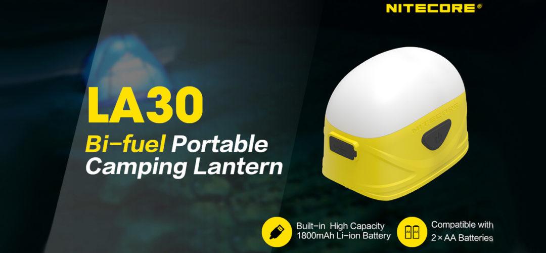 NITECORE LA30 lantern