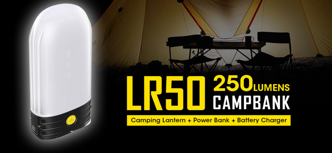 NITECORE LR50 lantern