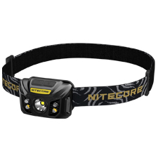 NITECORE NU32 rechargeable headlamp camping gift idea