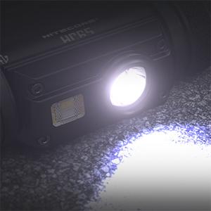 nitecore hc65 primary white output 1000 lumens