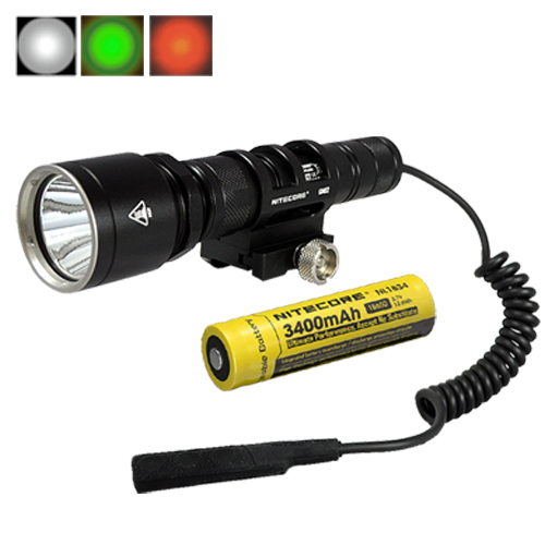 NITECORE MH25GT Hunting Flashlight Kit