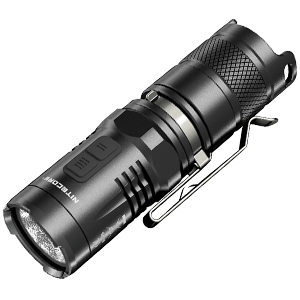 nitecore mt10c small edc flashlight gift idea