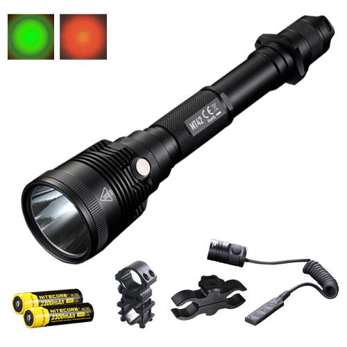 NITECORE MT42 Hunting Flashlight Kit