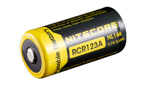 CR123 RCR123 16340 lithium ion batteries