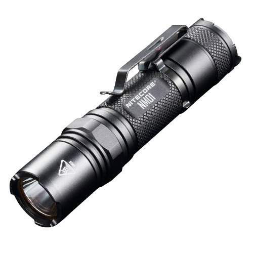 NITECORE NM01 1000 lumen rechargeable EDC flashlight