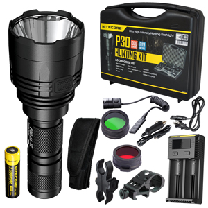 NITECORE P30 Hunting Flashlight Kit