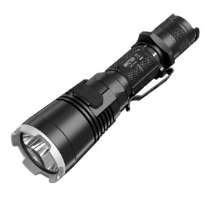 NITECORE MH27UV rechargeable tactical flashlight