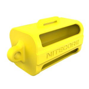 NITECORE NBM40 silicone battery magazine for 18650 batteries