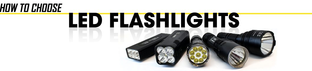 Flashlights: 4 Things To Consider When Buying A Flashlight