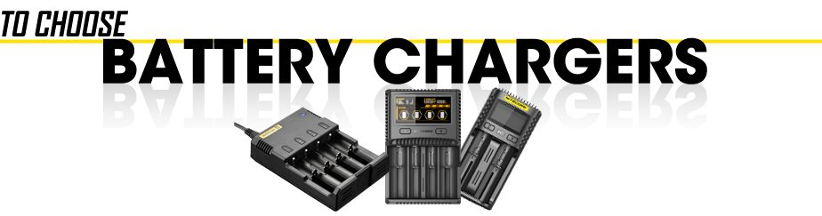 Battery Chargers: how to choose the right one for you ?