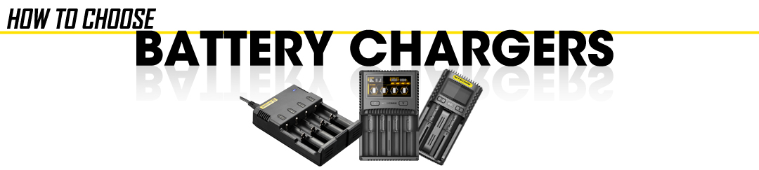Nitecore battery charger buying guide