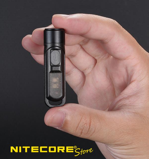 nitecore tiki edc flashlight