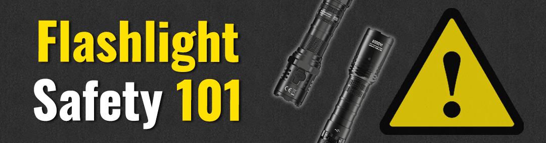 flashlight safety