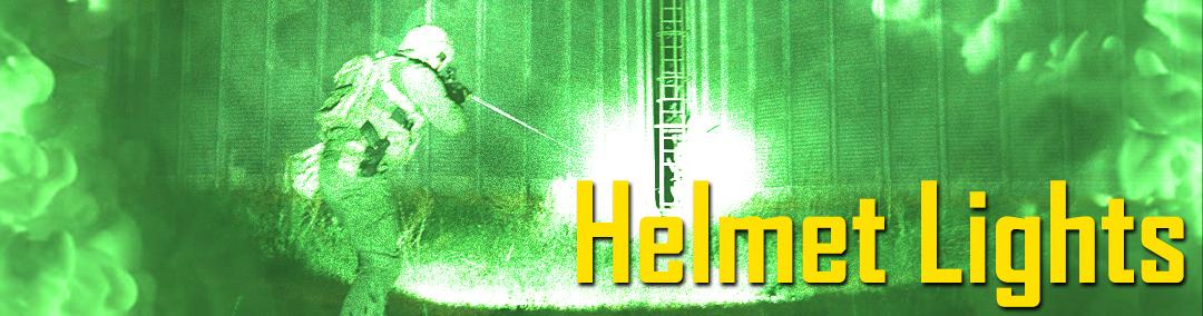 Helmet Lights Banner